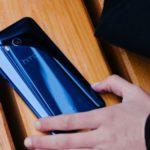 HTC U12 camera shutter sound off