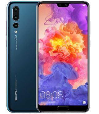 Huawei P20 Pro Won't turn on, Black scree (1)