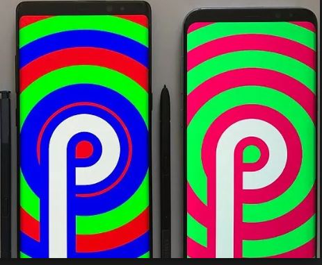 android P beta Download for OnePlus 6