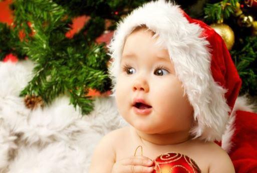 14 cute baby santa wallaper (1)