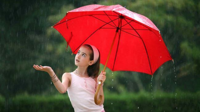 87 girl in rain profile DP for whatsapp Dp (1) (1)