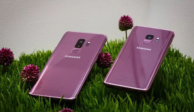 Samsung Galaxy S9/S9plus Android device