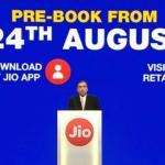 pre-booking jio phone 2