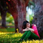 1. image of sad girl sitting alone (1)