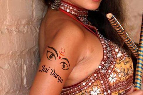 12. FaceBook Dp for Navaratri Image (1)