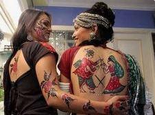 3. navaratri tattoo (1)