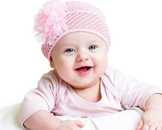 36 cute pink baby girl (1)