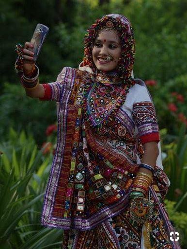 38. navaratri girl image 2018 (1)