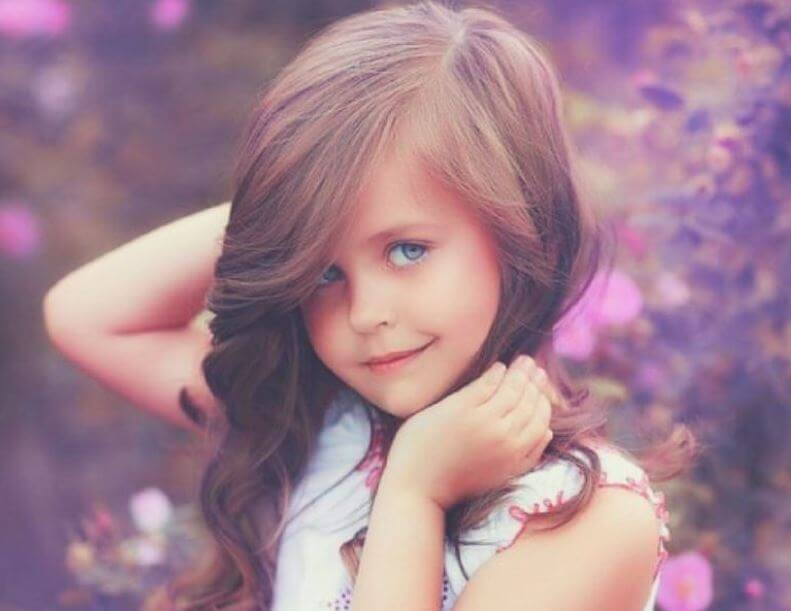 43 cute baby girl profile picture