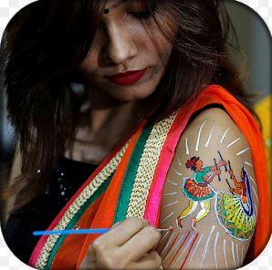 8. Tattoo designs for this Navratri Season (1)