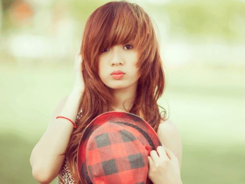 9 stylish girl facebook profile picture