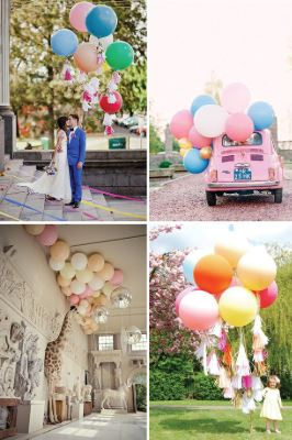92 pre wedding balloon theme photography