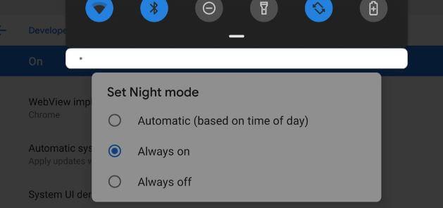 night light mode on pixel 3 xl (1)