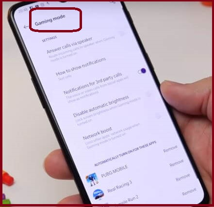 3. how to turn on gaming mode on oneplus 6t (1)