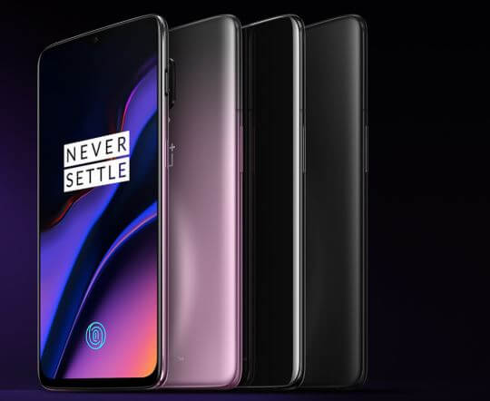 OnePlus 6t Update Android