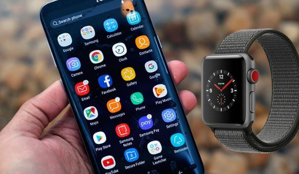 1. how to connect apple watch with android 2019 (1)