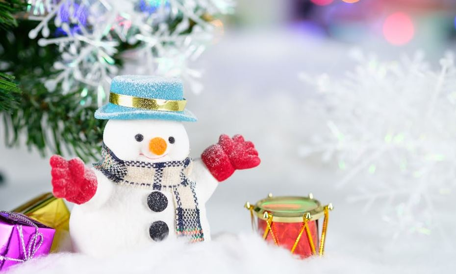 14. Christmas image for fb profile picture