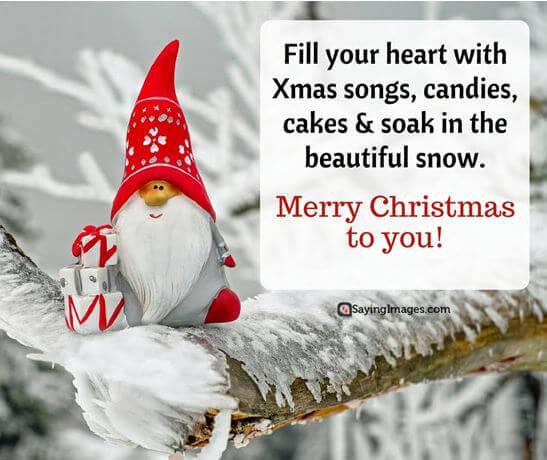 Christmas image cartoon (1)