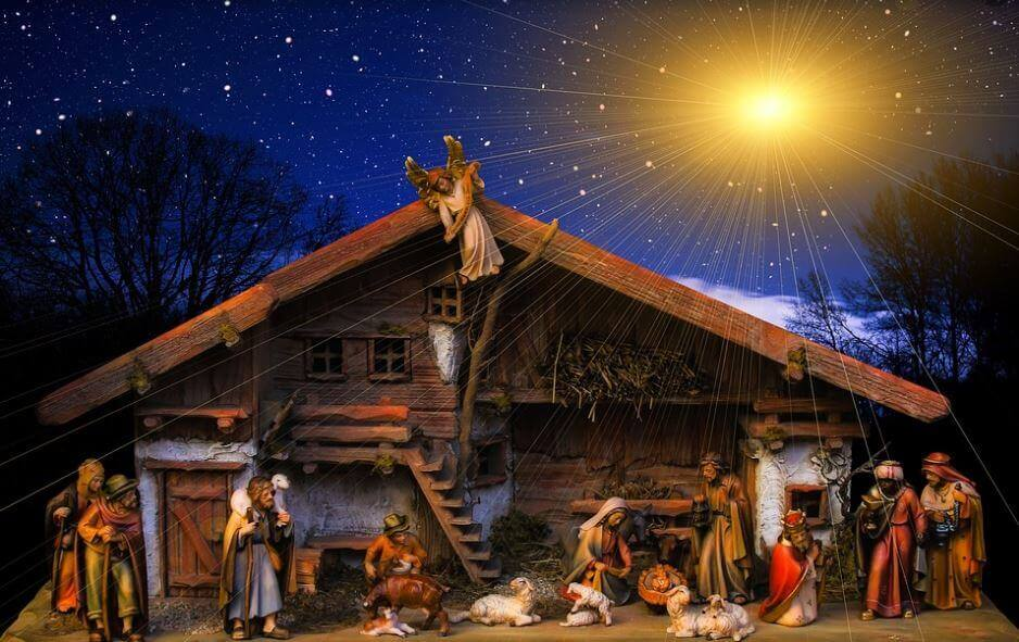 8. Christmas pictures of Jesus (1)