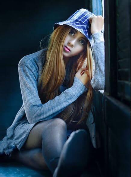 11. sad girl image fb dpz (1)