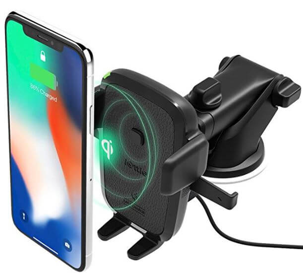 Iottie Wireless Car charger for Galaxy