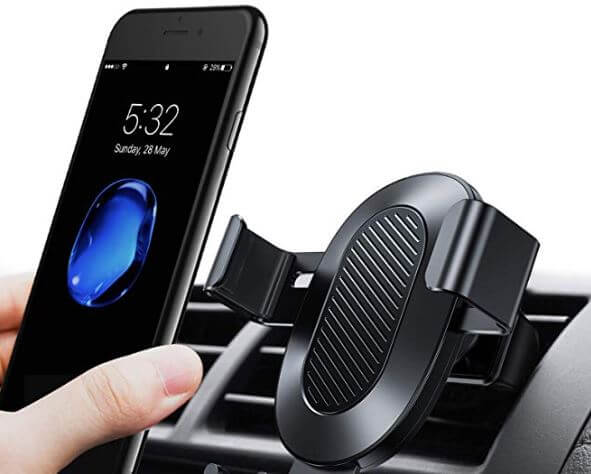 Torras Wireless Car charger for Galaxy S10