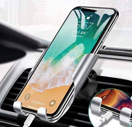Vicseed Wireless car charger for Galaxy
