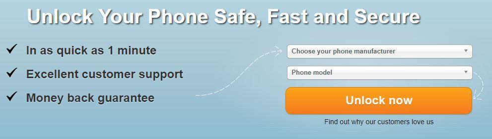 unlock samsung mobile