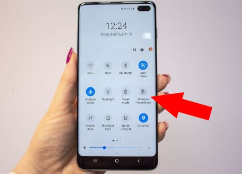 wireless Powershare on Galaxy S10 and Galaxy S10 Plus