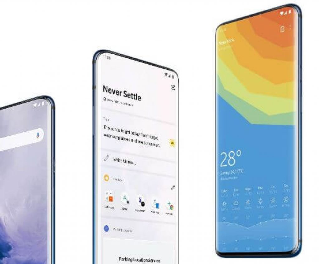 Change Touch screen sensitivity on Galaxy S10 and Galaxy S10 Plus