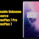 Enable Unknow Source on OnePlus 7 Pro and OnePlus 7