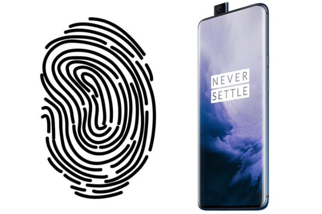 Fingerprint Sensor Not Working Oneplus 7 pro