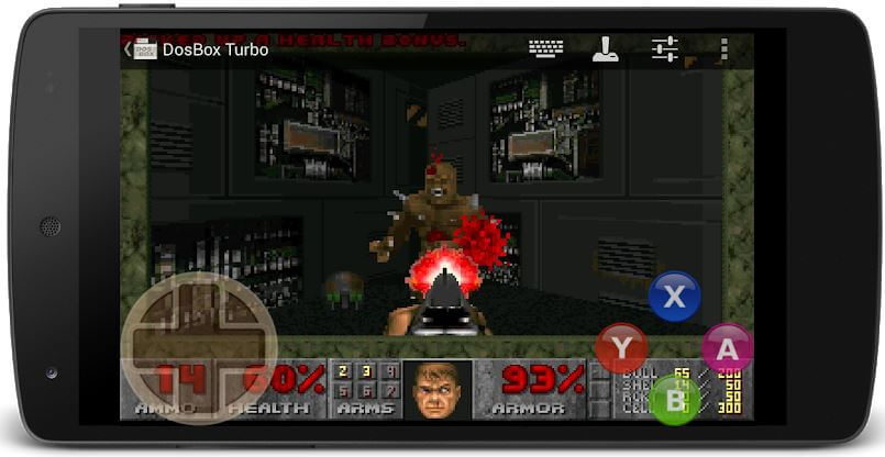 Dosbox Emulator for Android that play PC Game on android mobile