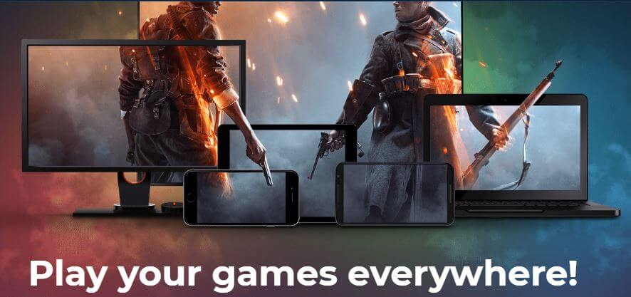 Play Game on Android mobile and PC using Streaming