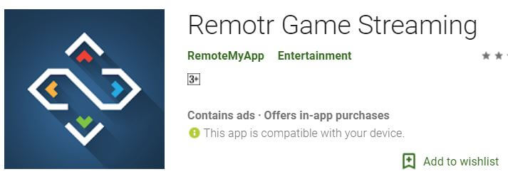 remotr android game for Android and PC