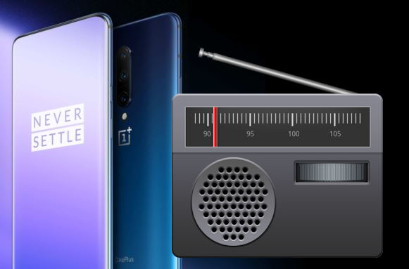 FM Radio OnePlus 7 Pro and OnePlus 7