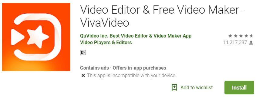 Video Editor & Free Video Maker
