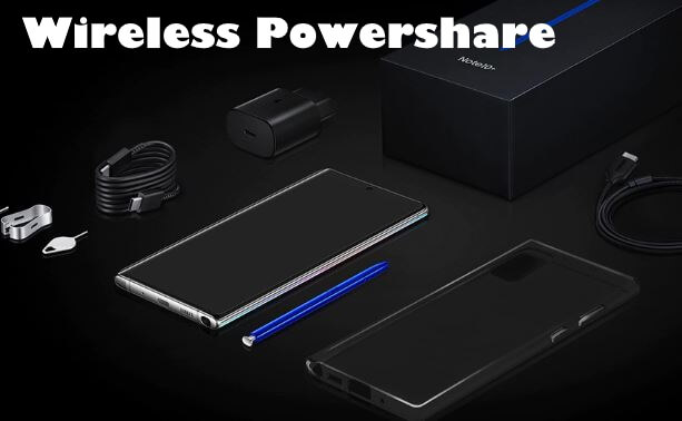 Activate WirelessPower Share on Galaxy Note 10 and Note 10 Plus