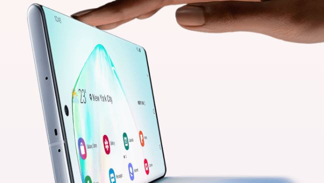 Take a Screenshot on Galaxy Note 10 and Note 10 Plus without Side button