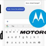 Gboard Keyboard stopped issues on motorola android mobile