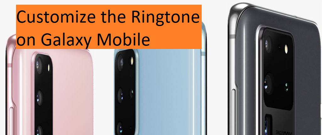 Customize the Ringtone of a Single Contact on Samsung