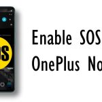 Enable Emergency SOS On OnePlus Nord mobile (1)