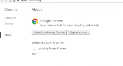 What Version of chrome do i have, Running on Windows PC, Laptop