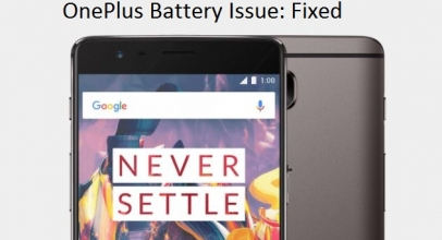 Fix OnePlus 3, 3T, One Plus X or One Plus 5 Battery Drain Problem