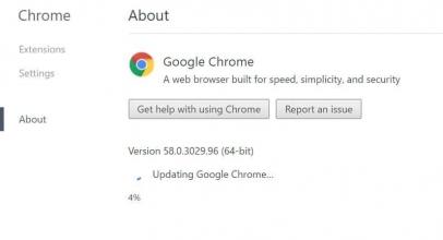 Fix chrome update error 7: 0x80040905 – Windows 10/ 8/ 7