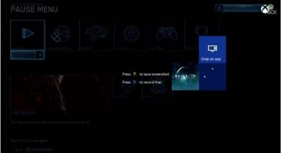How to take Screenshot and Video in Xbox One or 360: Record Screen