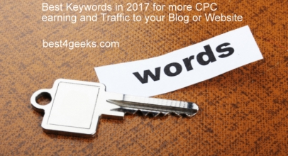 [108] Best high paying CPC keywords in 2019: Blog & SEO