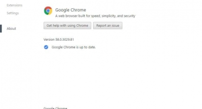 Chrome not updating, Chrome is out of date: Update error 12,Error 7