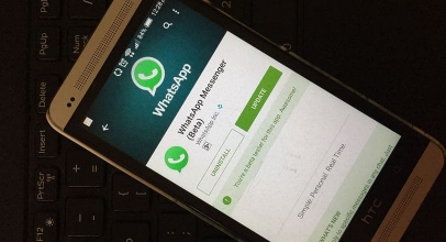 How to install WhatsApp Beta android: Voice Mail Test, Font style