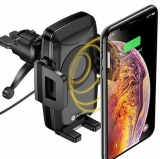 Best Wireless Car Charger mounts holder for Samsung galaxy S10 and S10 Plus